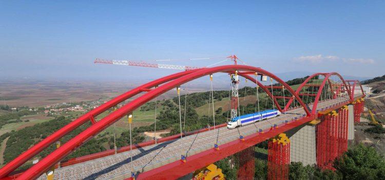 Το ιστορικό κατασκευής της γέφυρας στην Εκκάρα μέσα από ένα εντυπωσιακό βίντεο!