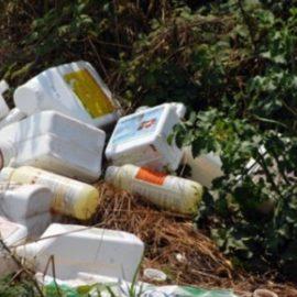 Προσοχή στο περιβάλλον  από την αλόγιστη χρήση φυτοφαρμάκων