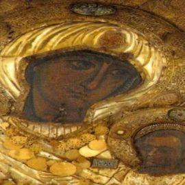 Άγιο Όρος: Έκλεψαν τα τάματα από την ιερή εικόνα της Παναγίας της Πορταΐτισσας