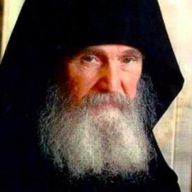 Για τους Ουρανούς «πέταξε»  μία μεγάλη μορφή της Ορθοδόξου Εκκλησίας, ο Γέροντας Εφραίμ της Αριζόνα.