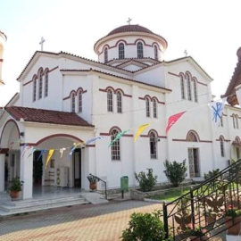 Μέγας πανηγυρικός εορτασμός για τους Αγίους προστάτες του τόπου μας – Αγίας Παρασκευής – Αγίου Παντελεήμονος