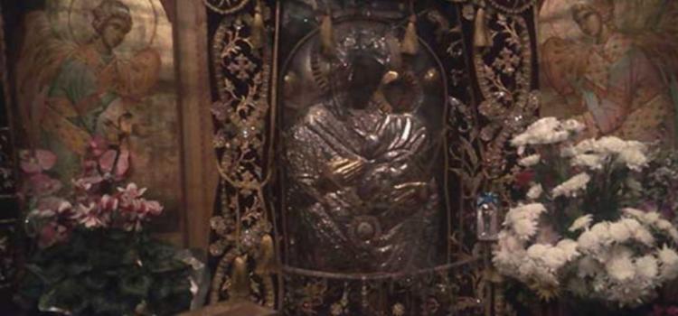 Το χρονικό εύρεσης της Ιεράς Εικόνας της Παναγίας της Ελεούσας στην Ξυνιάδα Δομοκού